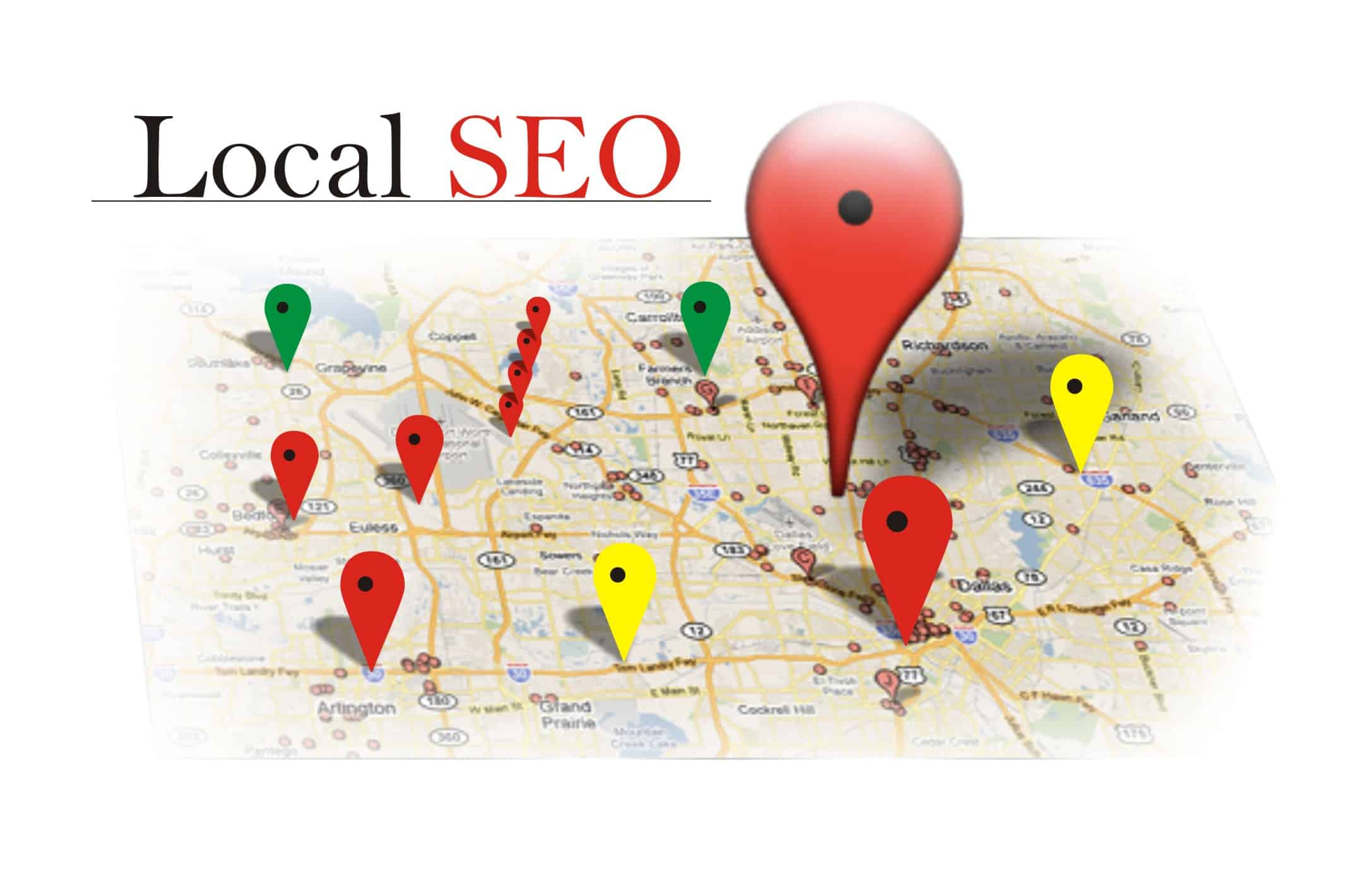 Local SEO Services | Local Digital Marketing Agency